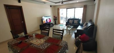 Gallery Cover Image of 1500 Sq.ft 3 BHK Apartment for rent in Supreme Ecstasy 2, Khar West for 200000