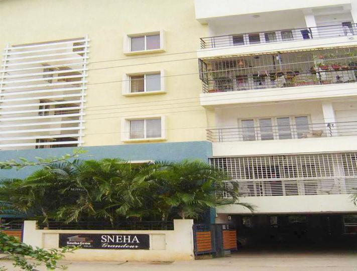 Building Image of 1675 Sq.ft 3 BHK Apartment for rent in Sneha Grandeur, Hoodi for 29000