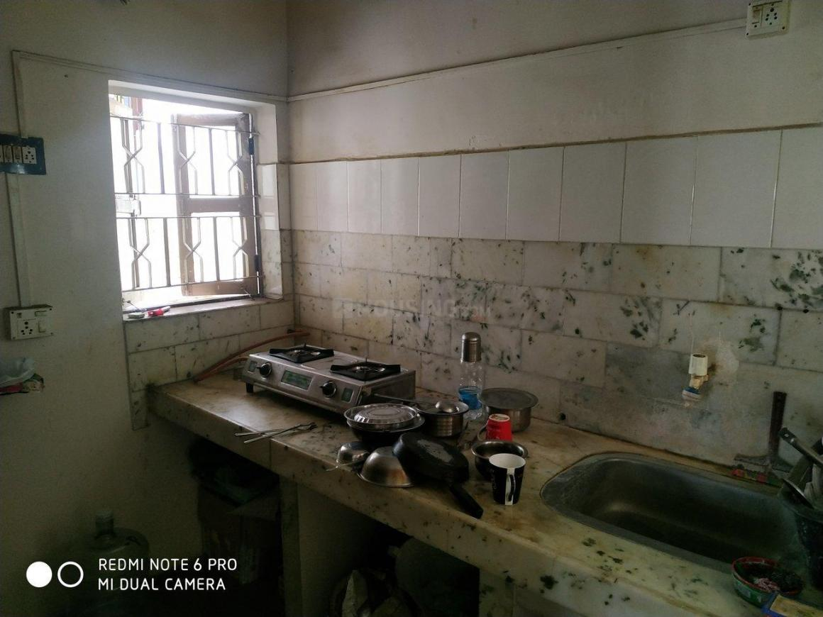 Kitchen Image of 1200 Sq.ft 2 BHK Apartment for rent in Thaltej for 15000