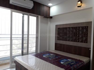 Gallery Cover Image of 1680 Sq.ft 3 BHK Apartment for rent in Akshar Green World, Dighe for 38000