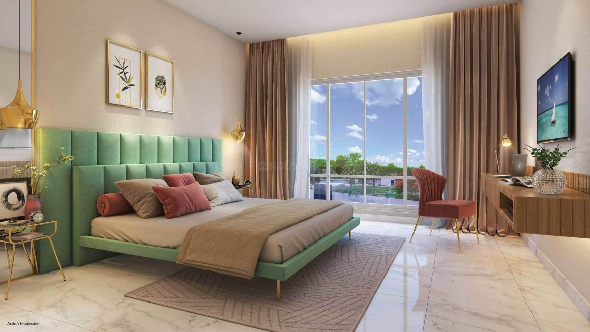 Bedroom Image of 1107 Sq.ft 3 BHK Apartment for buy in Dombivli East for 8700000