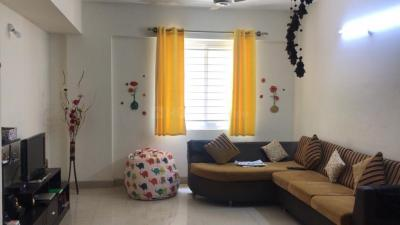 Gallery Cover Image of 990 Sq.ft 1 BHK Apartment for rent in Whitefield for 27000