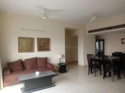 Gallery Cover Image of 2400 Sq.ft 3 BHK Apartment for rent in Ballygunge for 150000