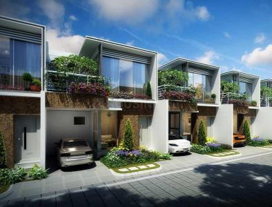 Gallery Cover Image of 1146 Sq.ft 2 BHK Villa for buy in Brick And Land Garden And Skies, Thattanahalli for 4000000
