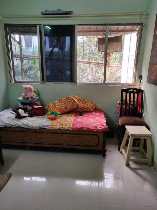 Bedroom Image of 650 Sq.ft 1 BHK Independent House for rent in Andheri East for 30000