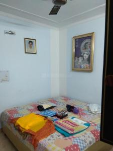 Gallery Cover Image of 600 Sq.ft 1 RK Independent Floor for rent in I-30, Lajpat Nagar for 18000