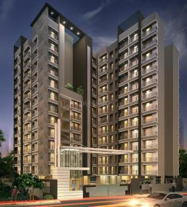Gallery Cover Image of 1020 Sq.ft 2 BHK Apartment for rent in RNA NG N G Valencia Phase II, Mira Road East for 20000