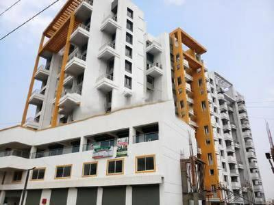 Gallery Cover Image of 700 Sq.ft 1 BHK Apartment for rent in Undri for 9000