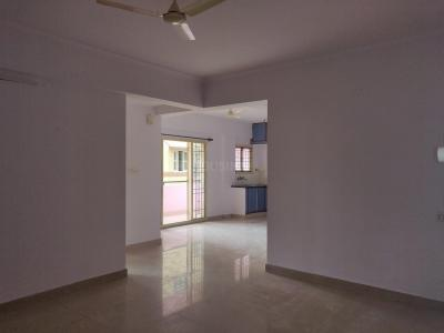 Gallery Cover Image of 1200 Sq.ft 2 BHK Apartment for rent in Ejipura for 27000
