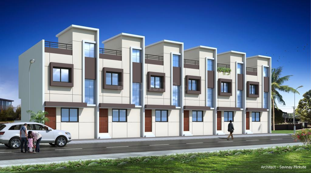 Building Image of 950 Sq.ft 2 BHK Apartment for buy in Balapur for 2250000