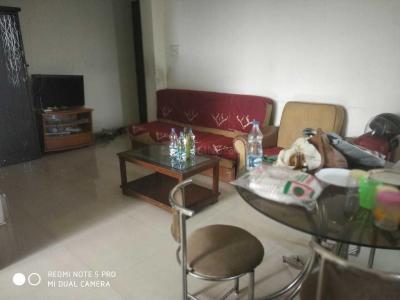अंधेरी ईस्ट में क्लीन होम के लिविंग रूम की तस्वीर