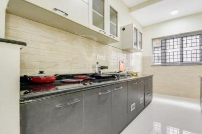 Kitchen Image of Oyo Life Blr1932 in Hebbal
