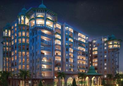 Gallery Cover Image of 3500 Sq.ft 4 BHK Apartment for buy in Prestige Leela Residences, Kodihalli for 76000000