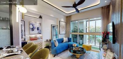 Gallery Cover Image of 585 Sq.ft 2 BHK Apartment for buy in Sion for 11765892