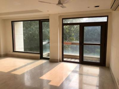 Gallery Cover Image of 4500 Sq.ft 3 BHK Independent Floor for rent in Safdarjung Development Area for 150000