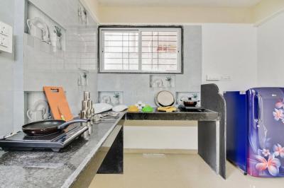 Kitchen Image of Oyo Life Pun797 Hinjewadi Phase 1 in Hinjewadi