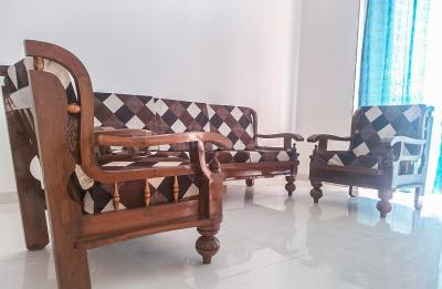Living Room Image of Whistling Meadows F A-503 in Bavdhan
