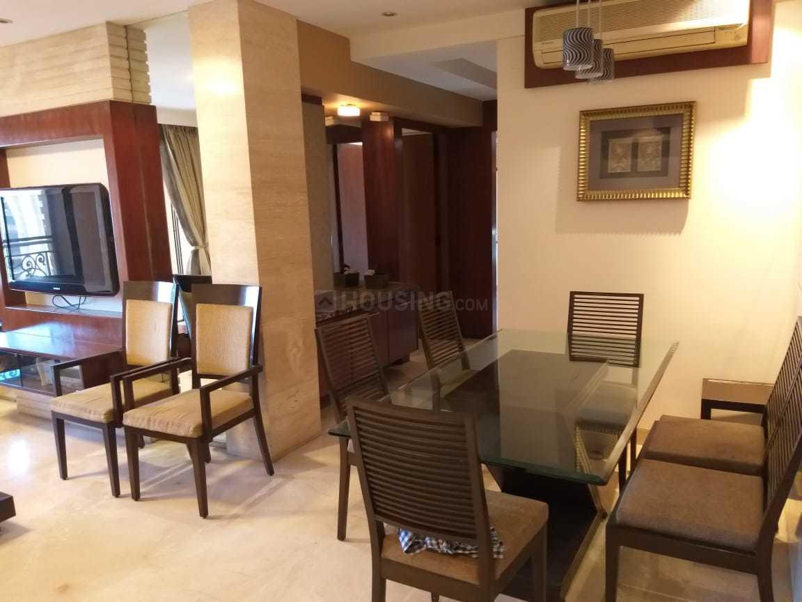 Living Room Image of 2000 Sq.ft 3 BHK Apartment for rent in Andheri West for 150000