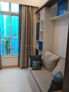 Gallery Cover Image of 407 Sq.ft 1 BHK Apartment for buy in Aarambh, Kandivali East for 4760000