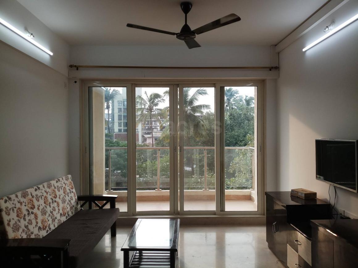 Living Room Image of 1300 Sq.ft 3 BHK Apartment for rent in Vikhroli East for 55000