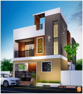 Gallery Cover Image of 1600 Sq.ft 3 BHK Independent House for buy in Mannivakkam for 6500000