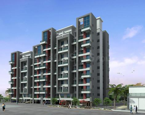 Building Image of 625 Sq.ft 1 BHK Apartment for rent in Undri for 8500