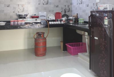Kitchen Image of PG 4642457 Thergaon in Thergaon