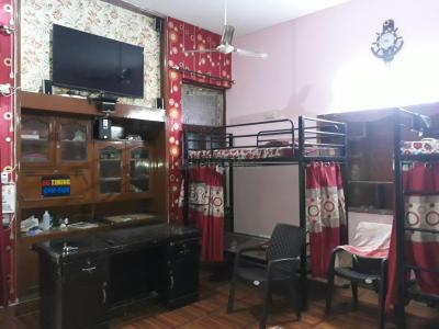 Bedroom Image of Homestel PG in Sector 11