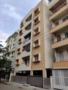 Gallery Cover Image of 1200 Sq.ft 3 BHK Apartment for buy in Shivaganga Hemavathi Dwarakamai, Chikkalasandra for 5500000