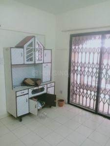Gallery Cover Image of 650 Sq.ft 1 BHK Apartment for rent in Shree Bhairavnath Vihar, Dhankawadi for 9500