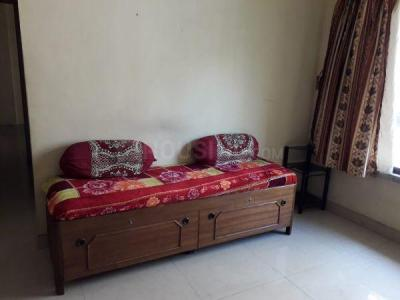 Gallery Cover Image of 595 Sq.ft 1 BHK Apartment for rent in Rutu Estate, Thane West for 18500