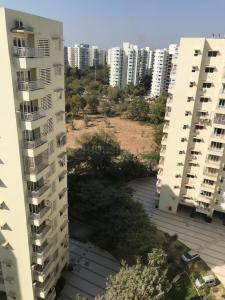 Balcony Image of Nova Co-living Space in Chandkheda