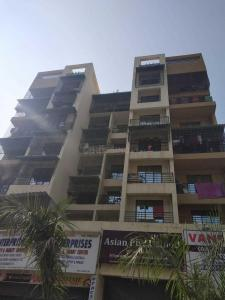 Gallery Cover Image of 650 Sq.ft 1 BHK Apartment for rent in Ulwe for 7500