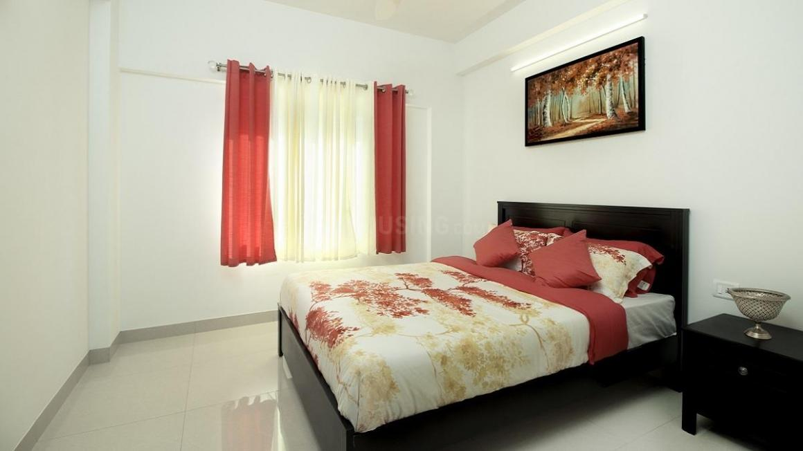 Bedroom Image of 542 Sq.ft 1 BHK Apartment for buy in Selvapuram South for 2157000