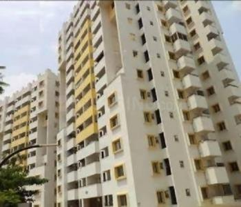 Gallery Cover Image of 840 Sq.ft 2 BHK Apartment for rent in Thane West for 23000