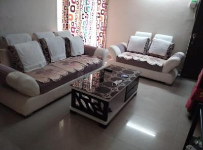 Gallery Cover Image of 850 Sq.ft 1 BHK Apartment for rent in Avj Heightss, Zeta I Greater Noida for 8000