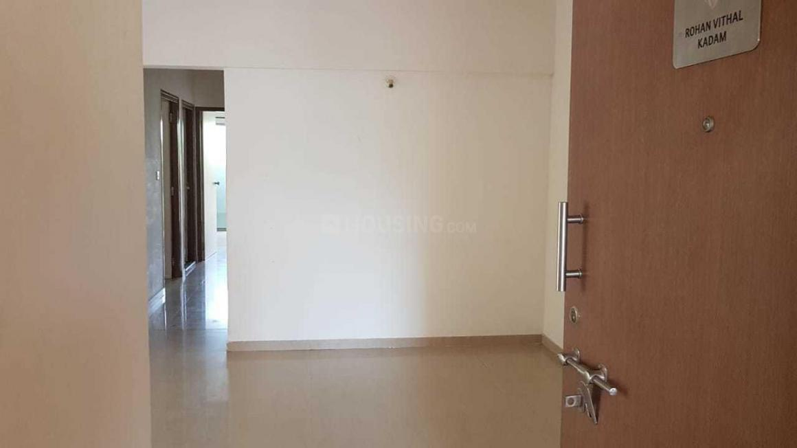 Main Entrance Image of 1050 Sq.ft 2 BHK Apartment for rent in Dombivli East for 13000