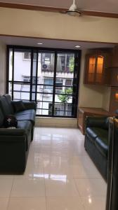 Gallery Cover Image of 1150 Sq.ft 2 BHK Apartment for rent in Seawoods for 45000