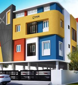 Gallery Cover Image of 796 Sq.ft 2 BHK Apartment for buy in Tambaram for 4776000