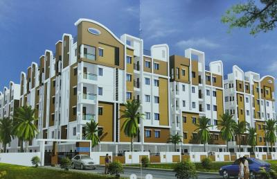Gallery Cover Image of 1625 Sq.ft 2 BHK Apartment for buy in Gujjanagundla for 4712500