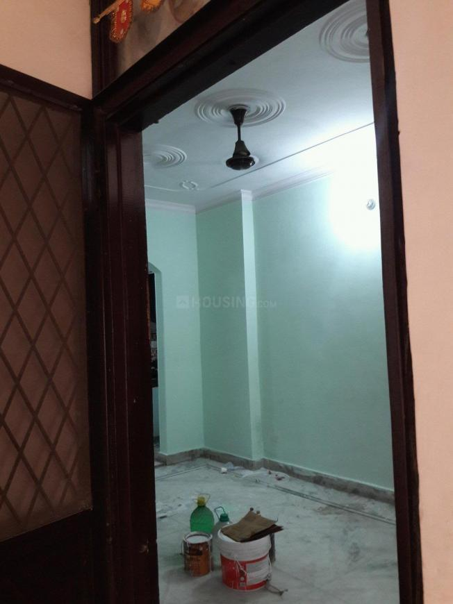 Main Entrance Image of 630 Sq.ft 2 BHK Independent Floor for rent in Sector 19 Dwarka for 12000