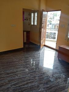 Gallery Cover Image of 650 Sq.ft 1 BHK Independent Floor for rent in C V Raman Nagar for 14000