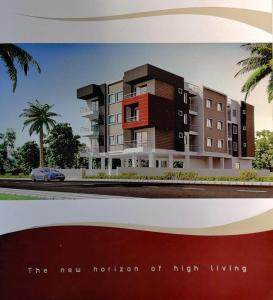 Gallery Cover Image of 922 Sq.ft 2 BHK Apartment for buy in Lokhra for 3319200