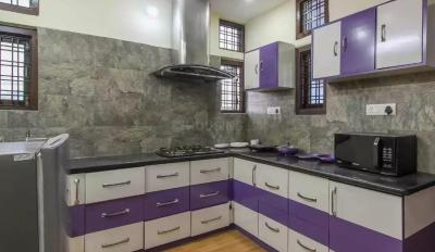 Kitchen Image of Apartments For Men in Hafeezpet