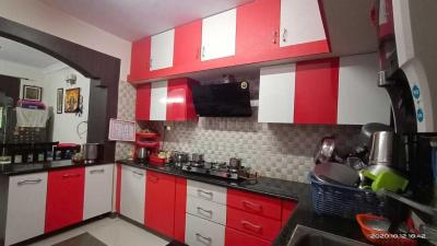 Gallery Cover Image of 1360 Sq.ft 3 BHK Apartment for buy in Kaggadasapura for 8000000