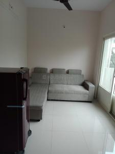 Gallery Cover Image of 650 Sq.ft 1 BHK Independent Floor for rent in Domlur Layout for 25000