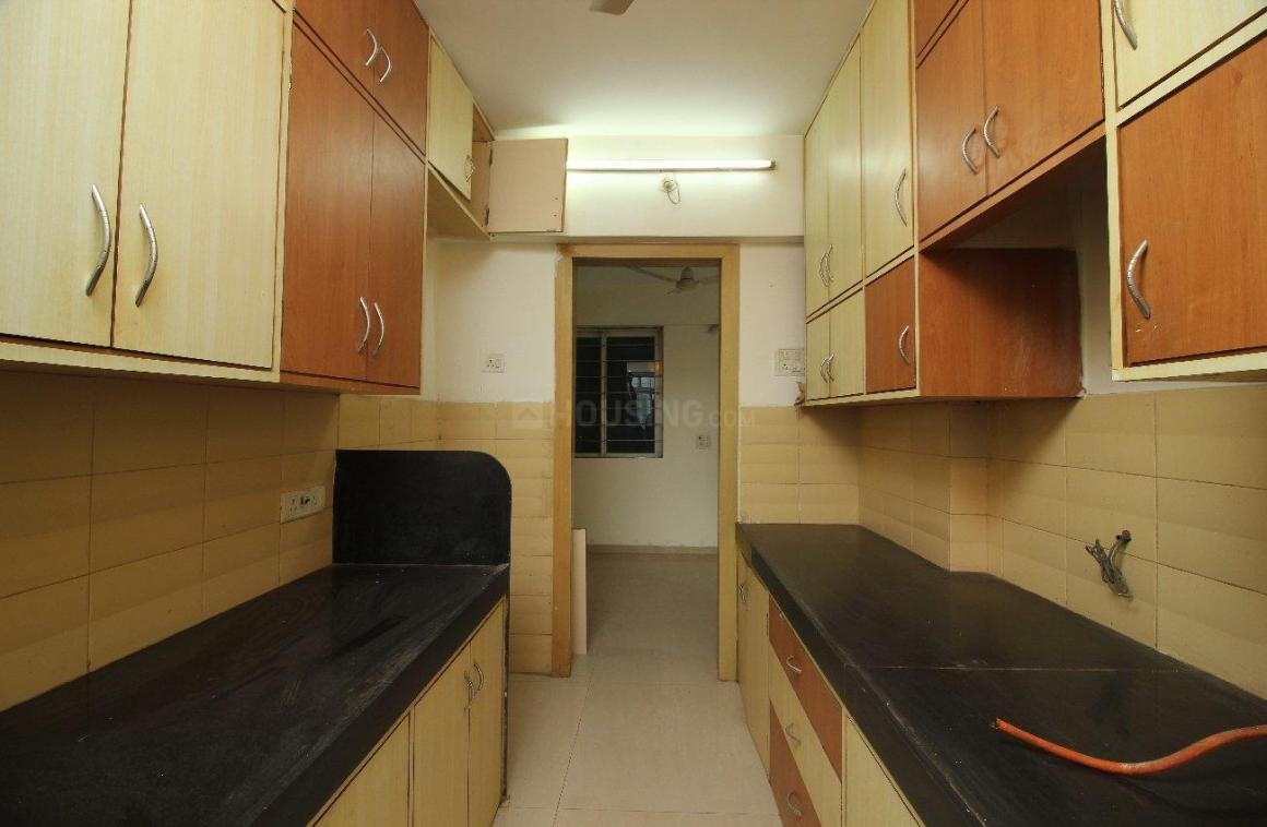Kitchen Image of 1500 Sq.ft 3 BHK Apartment for rent in Sewri for 95000