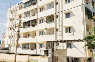 Gallery Cover Image of 1200 Sq.ft 2 BHK Apartment for rent in Hennur for 23000