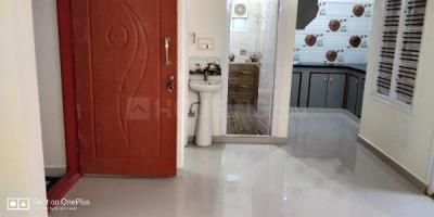 Gallery Cover Image of 800 Sq.ft 1 BHK Independent Floor for rent in Kammanahalli for 12500