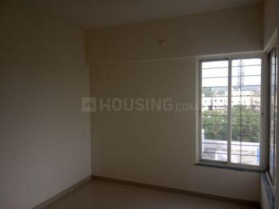 Gallery Cover Image of 700 Sq.ft 2 BHK Apartment for rent in Chimbali for 8500